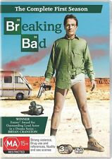 TV Shows Breaking Bad DVDs & Blu-ray Discs