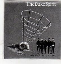 (CZ55) The Duke Spirit, My Sunken Treasure - 2008 DJ CD