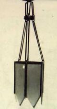 LANTERNE DE VESTIBULE EN FER FORGE   DES ANNEES 1920 -30