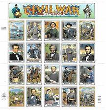 Scott 2975, 32 cent, Civil War, Mint Sheet