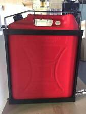 Heavy Duty Steel Single Jerry Can Holder Carrier Fits 20L Jerry Can 4WD