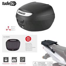 SHAD Kit fijacion y maleta baul trasero SH26  KYMCO AGILITY RS125 (2010-2014)