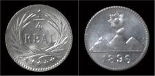 Guatemala 1/4 real 1896