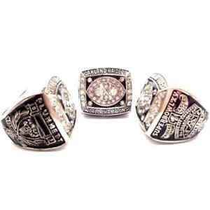 1980 Oakland Raiders Championship ring NFL