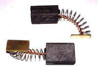 Kohlebürsten Motorkohlen Schleifkohlen Güde GKS 210 Plus - 6,5x11x14 mm (2048)