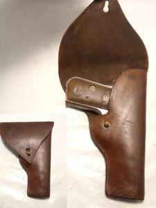 "Antique Flap Gun Holster for COLT 1903 Hammerless 32 Pocket Auto 4"" & 1908 .380"