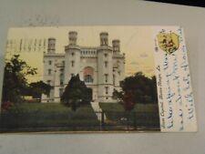 State Capitol, Baton Rouge, Louisiana Postcard 8/19/21