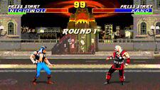 Mortal Kombat 3 PAL Sega Megadrive