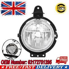 Front Fog Driving Light No Bulb For BMW Mini R55 R56 R57 R58 R59 Cooper Clubman