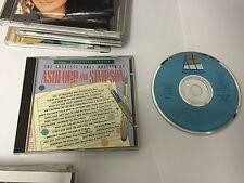The greatest songs Ashford & Simpson RARE JAPAN MOTOWN COMPOSER SERIES CD 1985