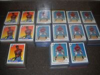 Lot of (300) 1991 Upper Deck / Score Chipper Jones Rookie RC Cards HOF NM-MT