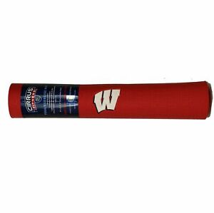Wisconsin Badgers Officially Licensed NCAA Yoga Exercise Mat