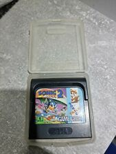 Sega Game Gear Spiel Sonic 2 The Hedgehog