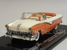 Ford Fairlane Convertible 1956 Mandarin Orange/Colonial White 1:43 VITESSE 36277
