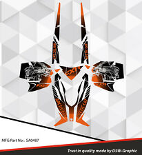 Complete Wrap Kit For Arctic Cat Procross proclimb 2012-2016 ZR F XF M SA0487