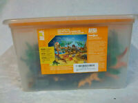 Animal Planet Big Tub of Dinosaurs Prehistoric Action Figure Large & Small Toy