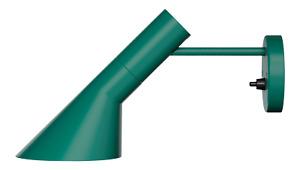 Louis Poulsen AJ Wall Lamp Arne Jacobsen Genuine Dark Green
