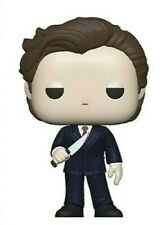 Funko Pop! American Psycho Patrick Bateman w/ Knife Hot Topic Exclusive Preorder