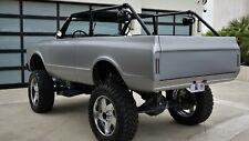1972 Chevrolet Blazer Custom