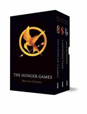 NEW The Hunger Games - 3 x Paperback Boxed Set By Suzanne Collins Free Shipping