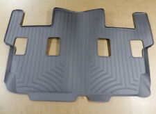 WeatherTech 441076 - 2007-2011 Ford Expedition Black 3rd Row FloorLiner