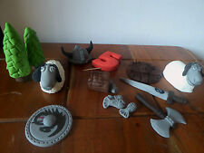 3D HANDMADE HOW TO TRAIN YOUR DRAGON / TOOTHLESS birthday topper