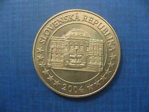 Slovenia Republika 2004 Trial Pattern 5 Euros.
