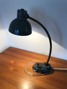 Tischlampe Bauhaus Kandem Modell mit Glasfuß  Design Marianne Brandt 1920iger