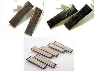 Genuine alligator skin Band Strap Bracelet (FITS) Rolex Cellini PRINCE 6.5cmx2