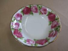 Bowl, breakfast bowl, Royal Albert, Old English Rose, vintage