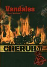 Livre Poche vandales Robert Muchamore Cherub/11 2013 Casterman book