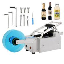 MT-50 Etikettiergerät Etikettiermaschine Labeling Machine Für rund Dose/Flasche