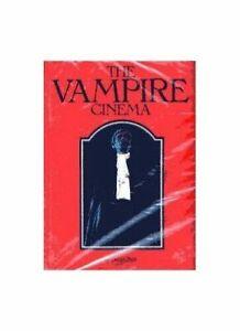 The Vampire Cinema by David Pirie (1977, Book, Illustrated)