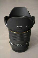 SIGMA 20mm 1.8 EX DG ASPHERICAL RF F/CANON