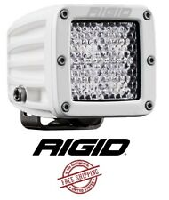 Rigid Industries D-Series PRO Surface Mount LED Light - Flood / Diffused - White