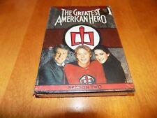 THE GREATEST AMERICAN HERO SEASON TWO 2 TV Comedy Series Classic DVD SET NEW