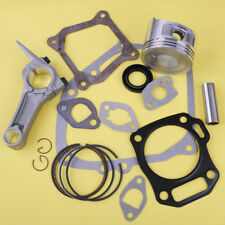 Piston Pin Circlip Ring Oil Seal Gasket for Honda GX160 5.5HP GX200 6.5HP Engine