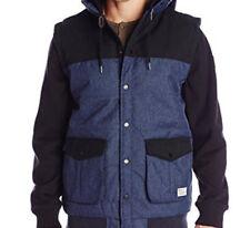 Matix Big Game Fleece Jacket (L) Midnight