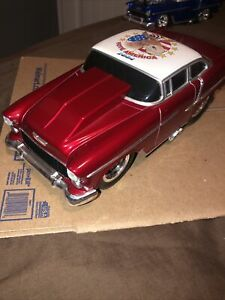 2004 1/18 Scale 1955 Chevy Vote For America Muscle Machine  2004