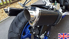 Suzuki GSXR1000 K7-K8 SP Engineering Carbon Fibre Tri-Oval Moto GP XLS Exhausts