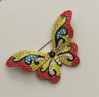 Unique Butterfly Brooch Pin