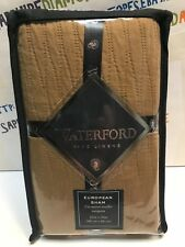 WATERFORD LINENS. ONE EUROPEAN SHAM. HARWICH. 26in x 26in BRAND NEW!!! $49.99