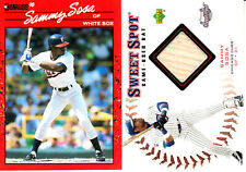 SAMMY SOSA LOADED LOT OF 24 DIFFERENT CARDS WITH ROOKIE CARD+G U BAT+9 INSERTS !