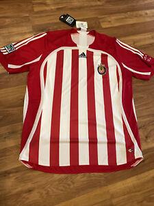 Adidas MLS Chivas USA Soccer Jersey Size XL.