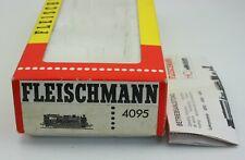 Fleischmann 4095 Leerkarton Anleitung für Tenderlok T 16/94/694 NS ÖBB SNCF FS