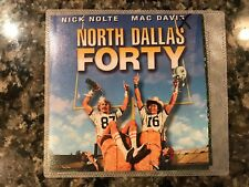 North Dallas Forty Dvd! 1979 Sports Film! Also See The Longest Yard & Teachers