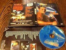 Meltdown (DVD, 2001) USED MARTIAL ARTS JET LI ACTION FREE US SHIPPING