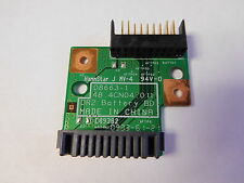 Dell Inspiron 1750 Series Battery Connector Board 48.4CN04.011 (N3-01)