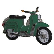 Pin Anstecknadel Simson Schwalbe KR51/2 grün Geschenk Fan Stecker Stecker