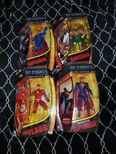 New DC Comics Unlimited 6 inch The Flash superman hawkman superman injustice